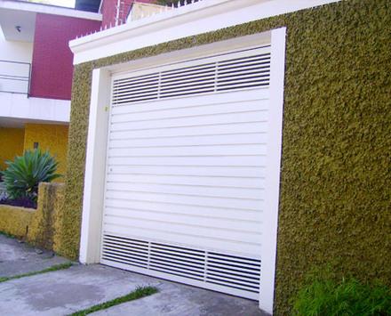 Portão Basculante - G.006