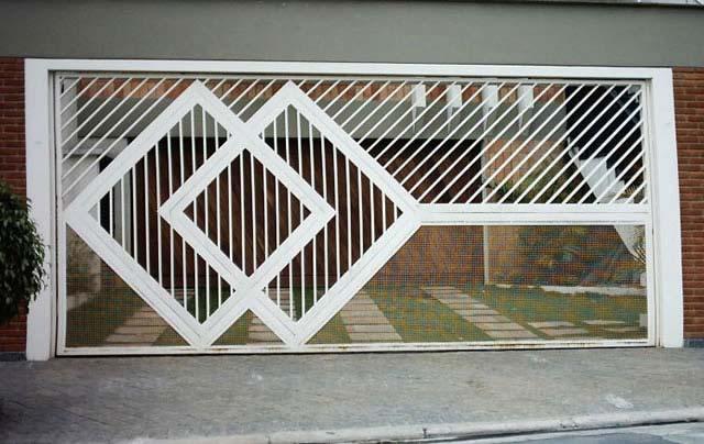 Portão Basculante - G.010