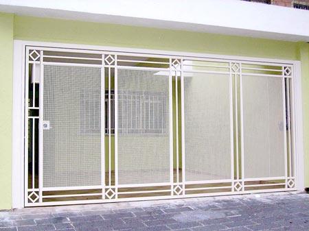 Portão Basculante - G.011