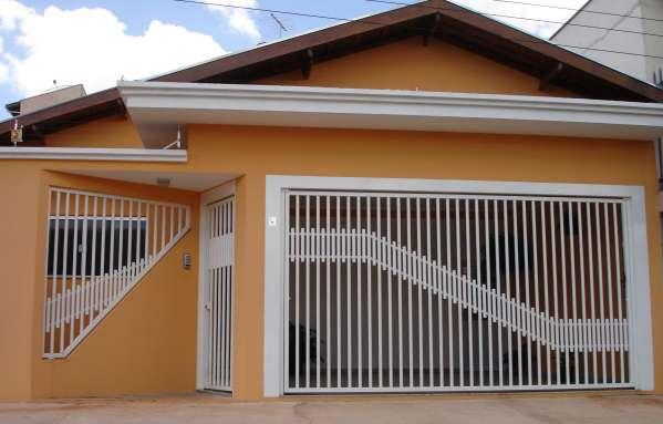 Portão Basculante - G.012