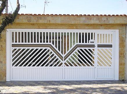 Portão Basculante - G.015