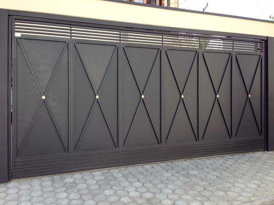 Portão Basculante - G.019