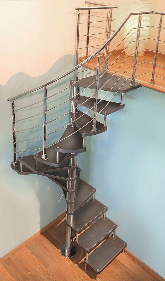 Escada Caracol - G.074