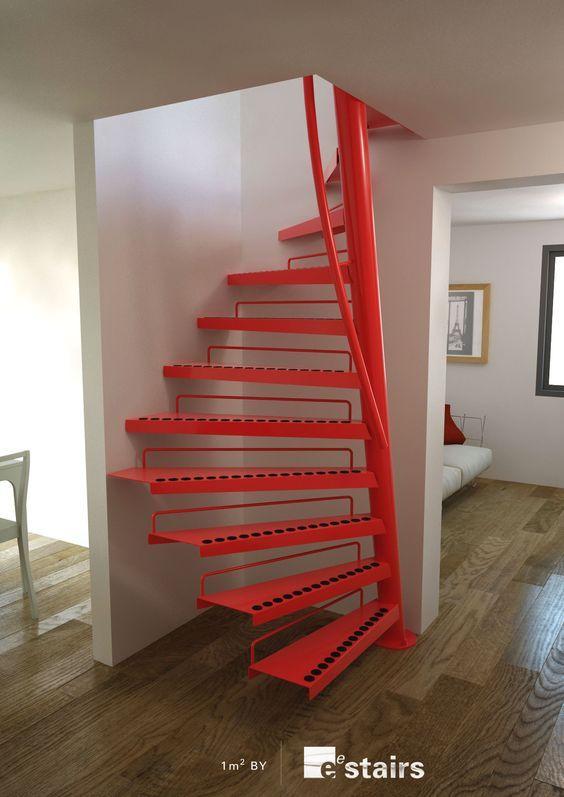 Escada Caracol - G.075