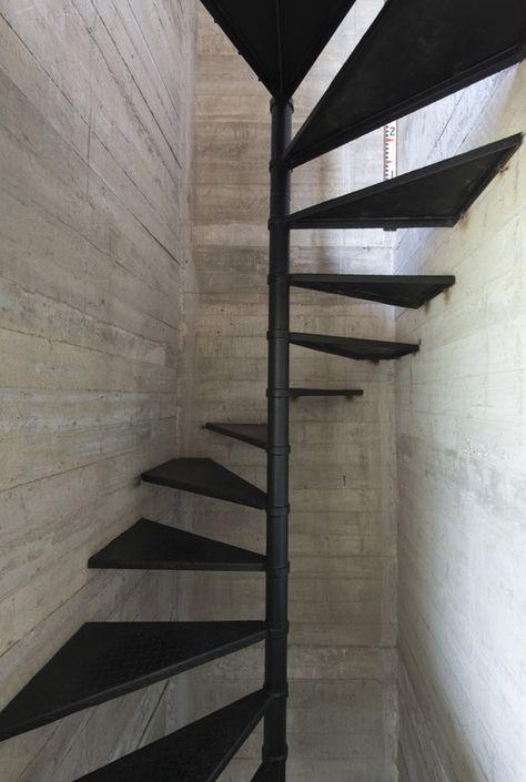 Escada Caracol - G.077