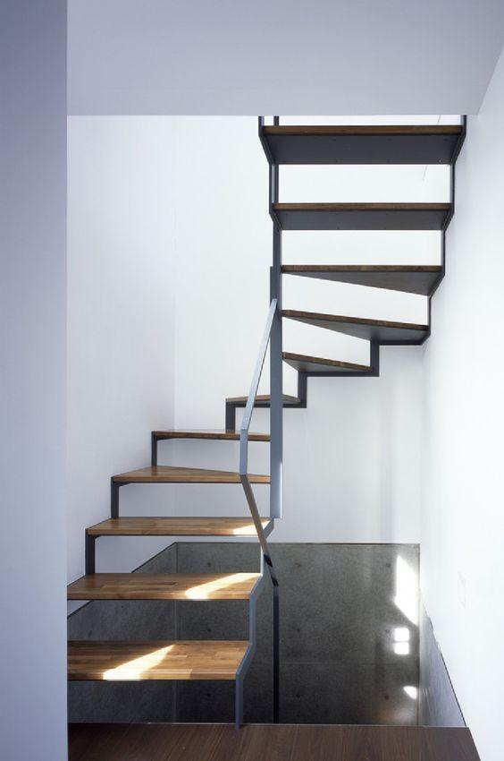Escada Caracol - G.078