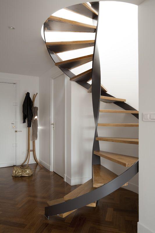 Escada Caracol - G.080